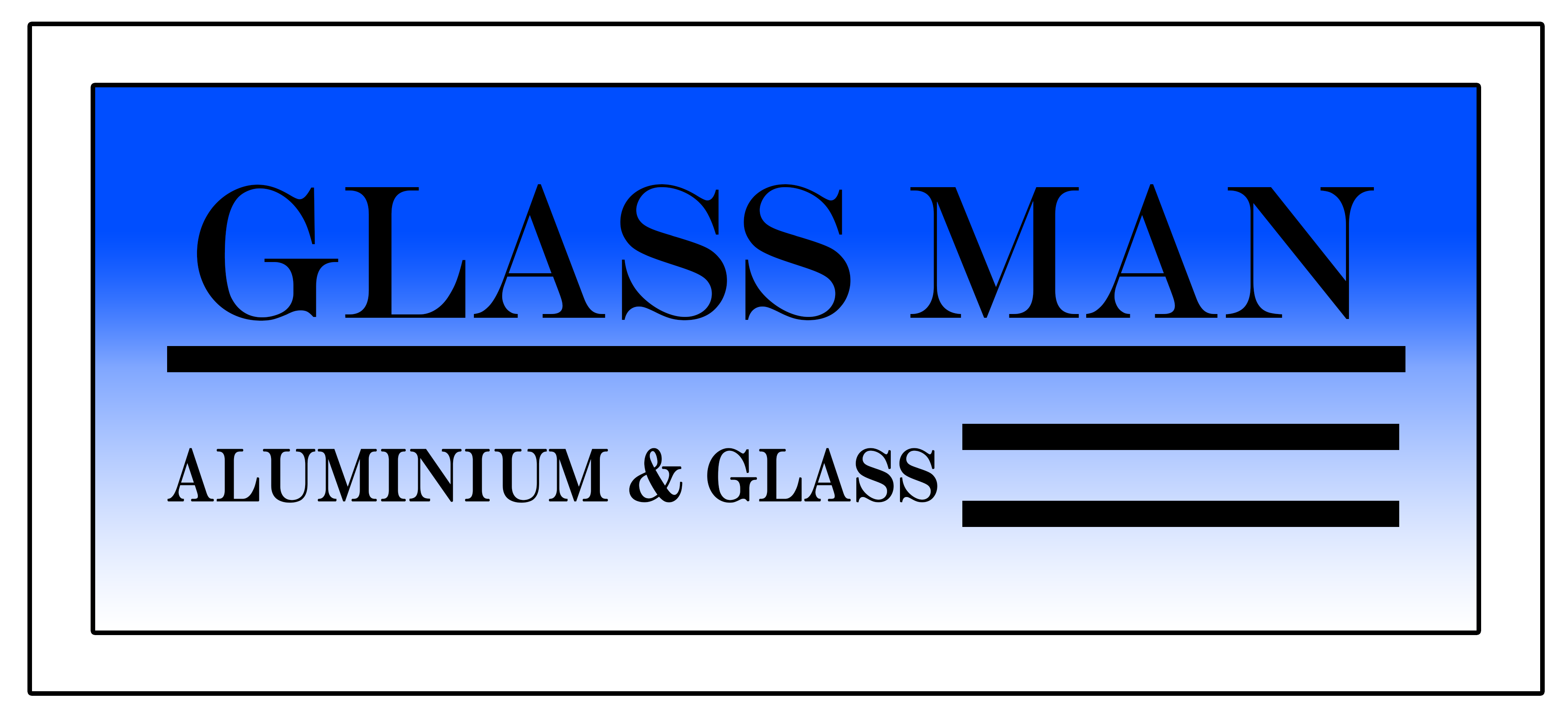 Glass Man Construction